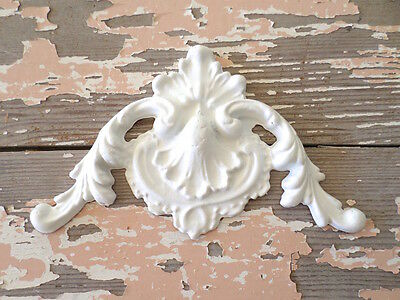 SHABBY n CHIC ARCHITECTURAL CARVED CORNER FLEXIBLE!