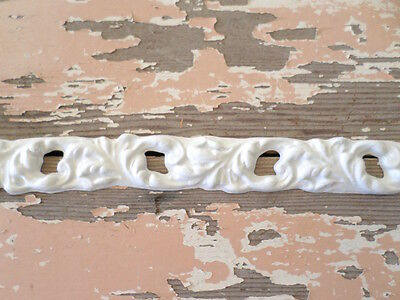 SHABBY n CHIC ARCHITECTURAL MOULDING  FLEXIBLE  STAINABLE  PAINTABLE