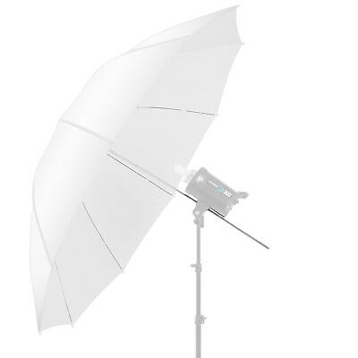 Neewer 60 inch Photography Studio Translucent Shoot Through White Umbrella