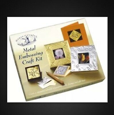 House of Crafts - Metal Embossing Craft Kit