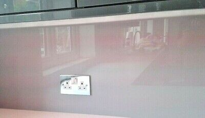 Splashback Transform Kitchens & Bathrooms With Acrylic Plastic Perspex Sheet