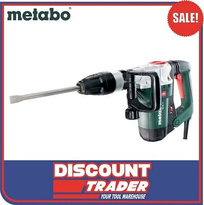 Metabo SDS Max 1300W Demolition Hammer MHE 5