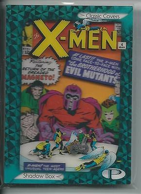 2014 Marvel Premier Classic Covers Shadow Box #CSB-13 X-Men Vol. 1 #4