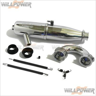 O.S. T-2060SC Exhaust Pipe #72106137 (RC-WillPower) OS Speed