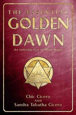 Essential Golden Dawn: An Introduction to High Magic 9780738703107, Paperback