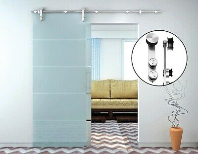 Sliding Barn Door Hardware Stainless Steel Interior Closet Doors Modern