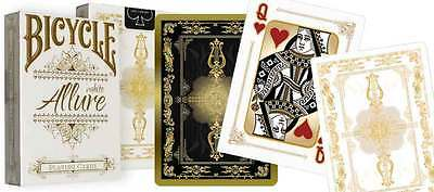 Bicycle Allure Playing Cards - Light & Dark Decks Limited Editions