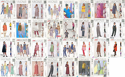 a7cee7662f552 McCall's Misses Maternity Clothing Sewing Patterns ~ Uncut ~ Free Shipping  ***