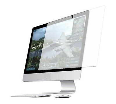 """1X Clear HD Screen Protector Film Guard For Apple iMac 21.5"""" / 21.5 Inch"""