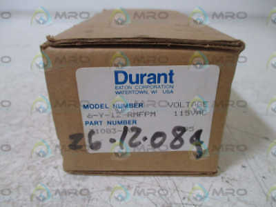 Durant 6-Y-1-2-Rmfpm Counter *new In A Box*