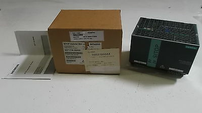 Siemens Power Supply 6Ep1 336-3Ba00 *new In Box*