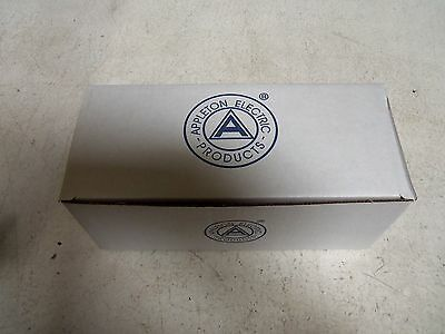 Appleton Powertite Arc1034Cd Receptacle 100A *new In Box*