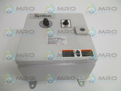 Fmc Syntron Cndctr15 Electric Controller (No Key) *used*
