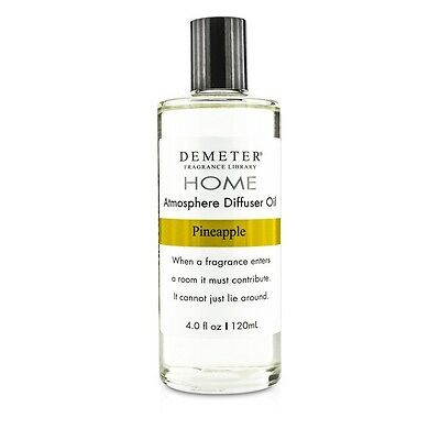 Demeter Atmosphere Diffuser Oil - Pineapple 120ml Home Scent