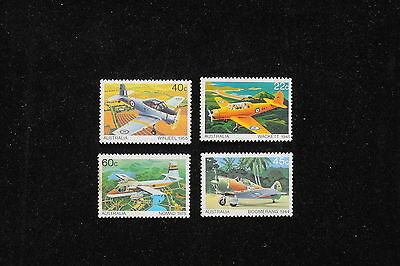 U/f208 - Aviation: Australia - Fine Stamps - Airplanes - Transports - Mnh **