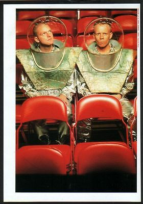 1991 Erasure JAPAN mag photo pinup / mini poster / clipping cutting 08r