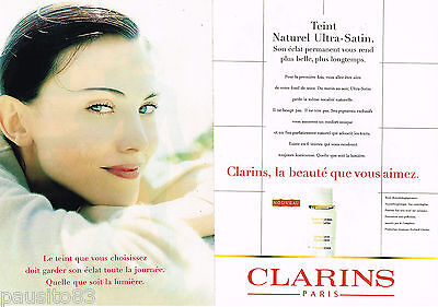 Collectibles 2p Publicite Advertising 035 1994 Laboratoires Yves Rocher Cosmétiques Breweriana, Beer