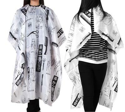 Barber Hair Cutting Hairdressing Cape for Haircut Hairdresser Apron Cloth Gown