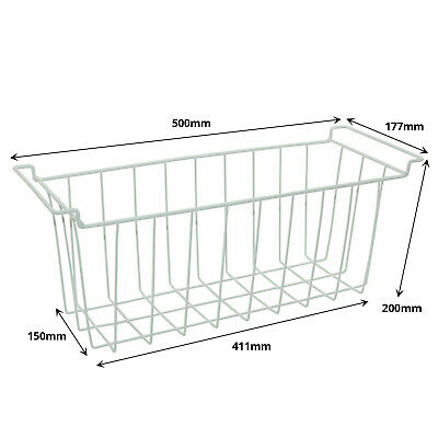Genuine INDESIT Chest  Freezer Basket Drawer Cage OF1A200 OF1A250 OF1A300