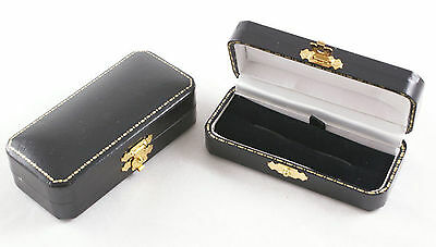 Cufflink Boxes Luxury Antique Style Leatherette Display Storage Jewellery Boxes