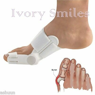 Bunion Aid Big Toe Straightner Hallux Valgus Bunion Support Hinged Splint Single