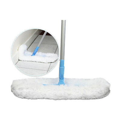 E-cloth Flexi Edge Floor and Wall Duster - Lightweight and has edges that flex