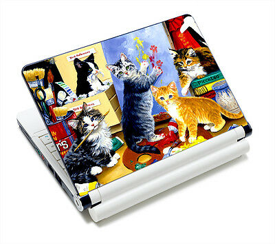 """Cute 15.6"""" Universal Laptop Skin Cover Sticker Decal For HP Acer Dell ASUS Sony"""