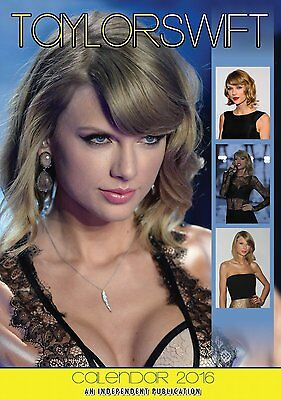 Taylor Swift Kalender 2016 (Dream) Neu