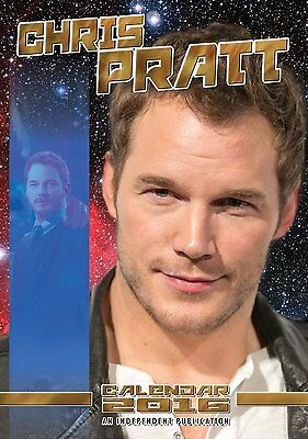 Chris Pratt Kalender 2016 (Dream) Neu