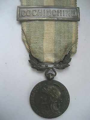 French Foreign Legion / French Forces Colonial Medal.for Cochinchine.