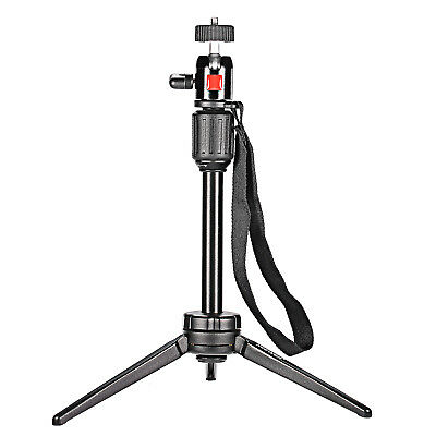 Neewer KT-200 Aluminium Alloy Table Top Tripod for GoPro 1 2 3 3+ 4 Smartphone