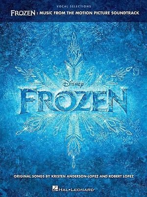 Disney's FROZEN Vocal Selections Book *NEW* Sheet Music, Piano,