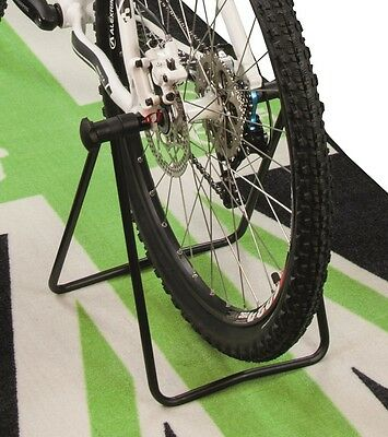 New Zero12 Cycle Stand - Rear Wheel Mount - Mountain Bike Mtb - Axle Fitting