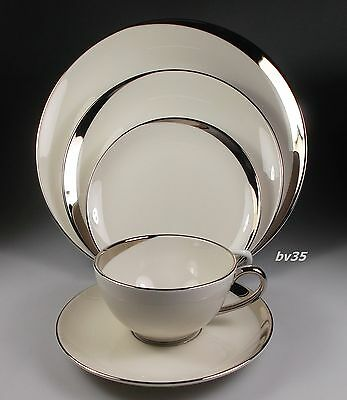 Pickard Crescent 5 Piece Place Settings - Perfect!