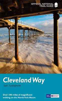 The Cleveland Way (National Trail Guides) - Paperback NEW Sampson, Ian 2012-05-0