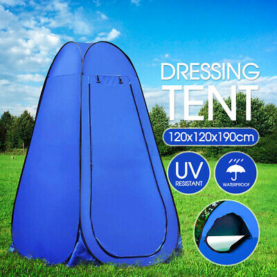 New Portable Pop Up Outdoor Camping Shower Tent ToiletPrivacyChange Room