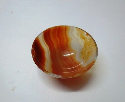 Agate Stone Hand Carved 50 Mm Pure Gem Stone Bowl Unique Healing  Art Gift