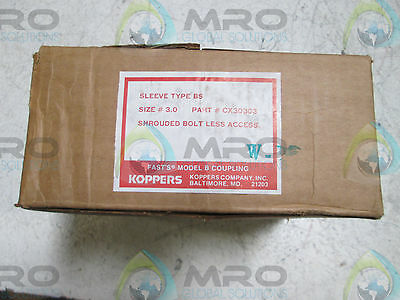 Koppers Cx30303 Sleeve *new In A Box*