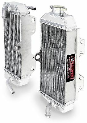 Fluidyne - FPS11-XR650-R - Power-Flo Radiator~
