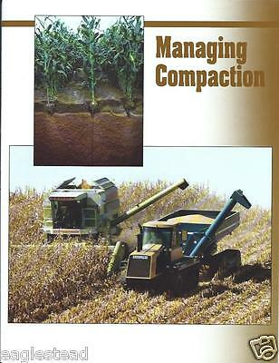 Farm Tractor Brochure - Caterpillar - Managing Compaction - 1991 (F3527)