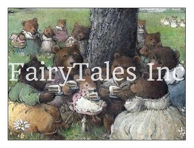 Wee Forest Folk ABP-04 Got Cake? Birthday Note Card Set of 6