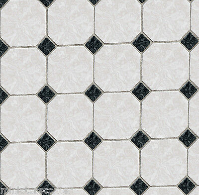 Dolls House Floor Panel Flooring Wallpaper Satin or Matte Card 1/12 - 1/24 #210