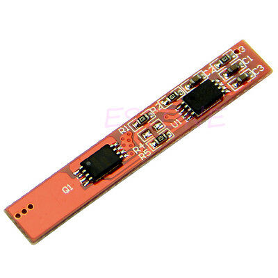 PCB 7.4V 7.2V 2S Li-ion Battery Input Polymer Protection Ouput Circuit Board