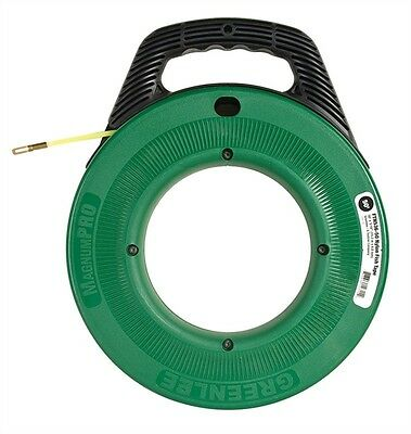 Greenlee Nylon Fish Tape  FTN536-50 NEW - FREE S&H FOR US48 STATES