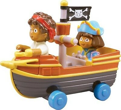 Dora and Diego - Take Along Dora and Diego Pirate Ship