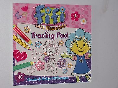 Fifi and the Flowertots Tracing Pad (1 of 2)