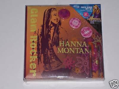 Hannah Montana - Photo Album Gift Set