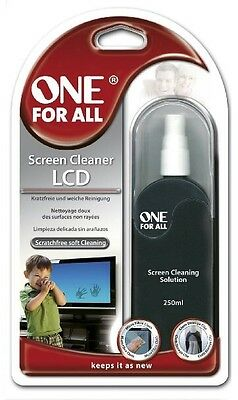 One for All SV 8415 Screen Cleaner 250 ml