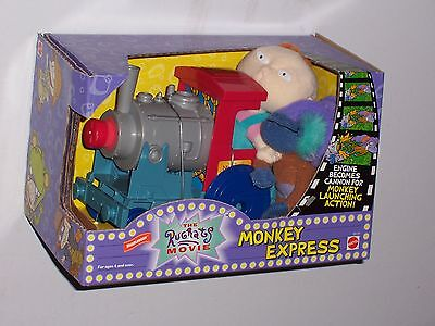 The Rugrats Monkey Express