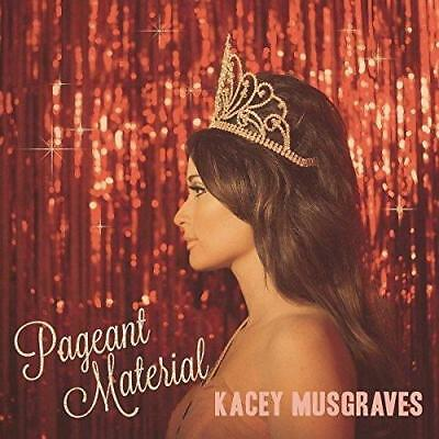 Kacey Musgraves - Pageant Material (NEW CD)